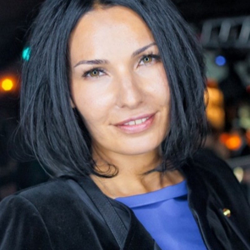Оксана Марценюк